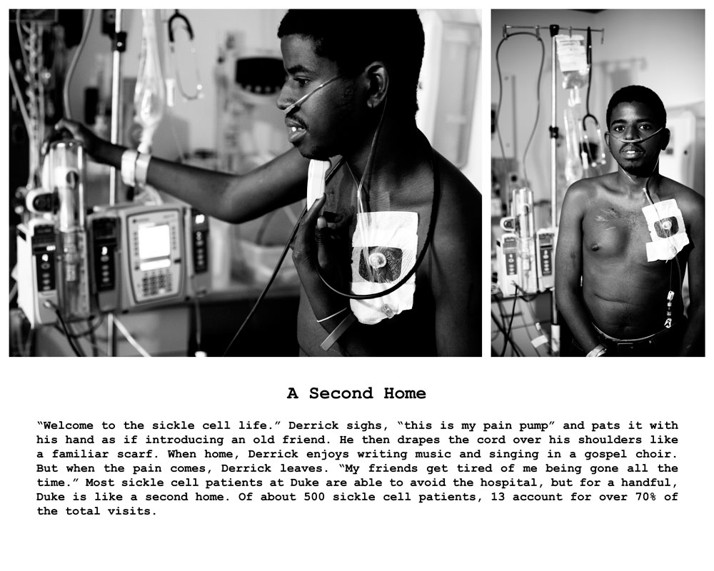 Sickle Cell Anemia: A Second Home at the ER