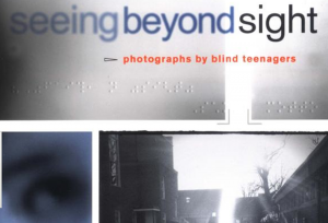 Photographs by young people living at the School for the Blind in North Carolina