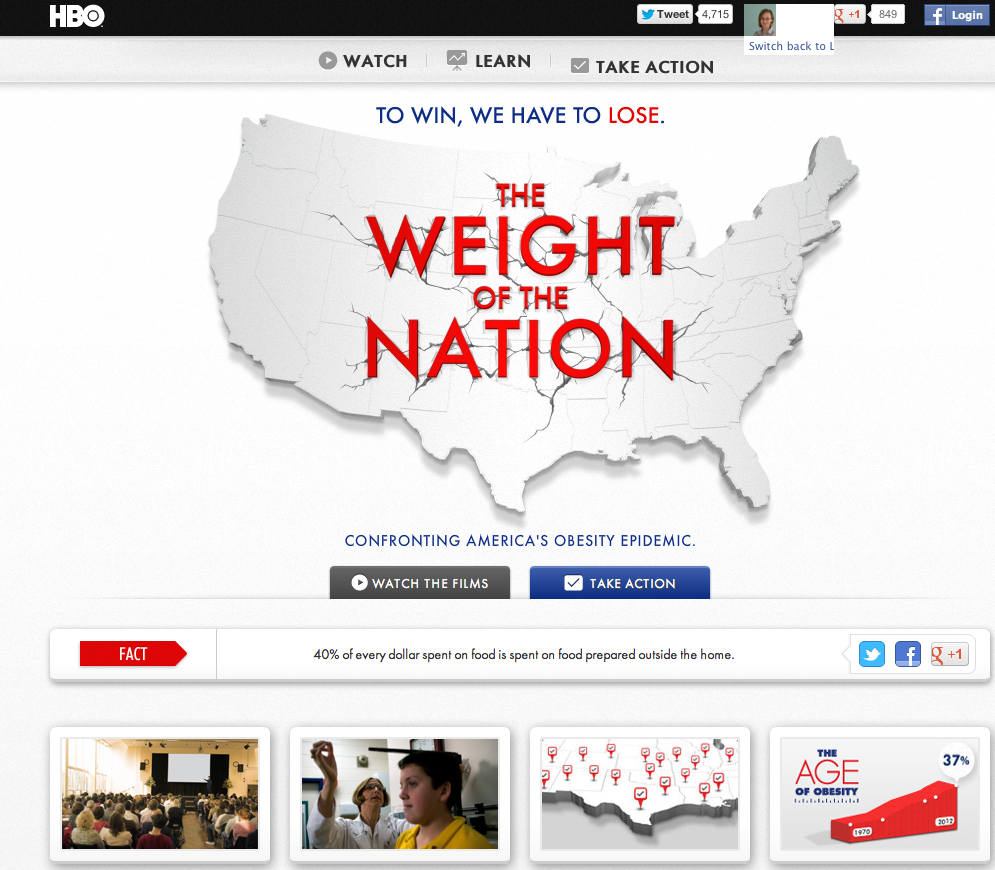 obesity an epedemic in america